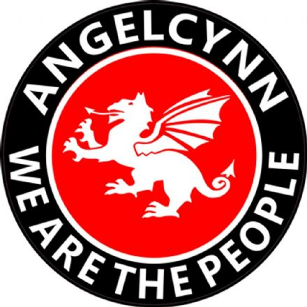 "Angelcynn ""The People"" Car Window Sticker (BD)"